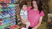 Udane zakupy z maluchem