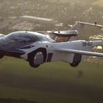 Udany lot AirCar. Latające samochody coraz bliżej