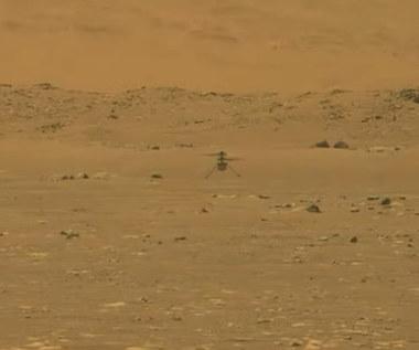 Udany lot Ingenuity na Marsie