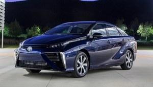 Udany start Toyoty Mirai