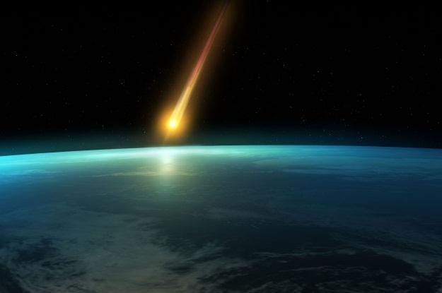 Uderzenia asteroid nie były niczym niezwykłym w historii naszej planety /123RF/PICSEL