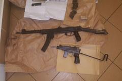 Uderzenie CBŚP w rynek nielegalnej broni palnej