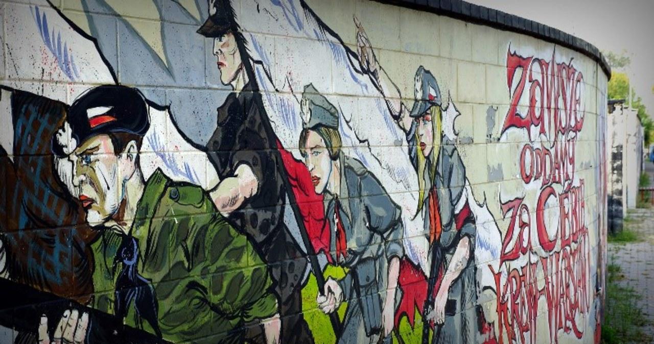 Uderzenie w stronę Dworca Gdańskiego przez stadion Polonii Warszawa