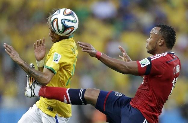 Uderzył Neymara w kręgosłup. Kibice grożą mu śmiercią