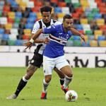 Udinese Calcio - Sampdoria Genua 1-3 w 32. kolejce Serie A