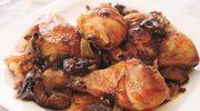 Udka kurczaka ze śliwkową nutą