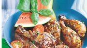 Udka z kurczaka o smaku arbuzowo -musztardowym
