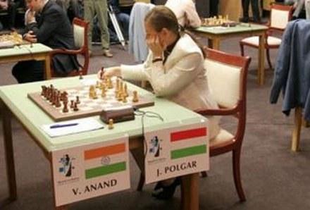 Udział słynnej Węgierki Judit Polgar to wydarzenie numer jeden mistrzostw Europy w stolicy /AFP