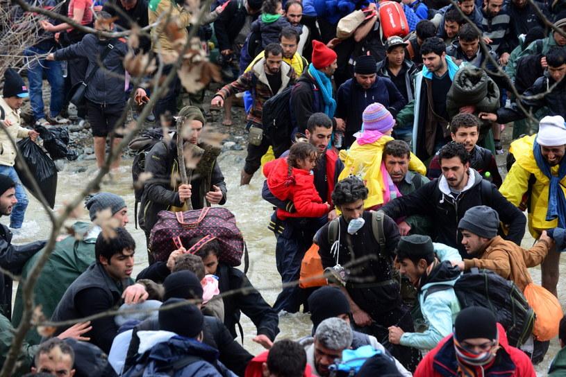 """""""UE musi przyjąć jedno spójne stanowisko wobec migracji"""" /NAKE BATEV /PAP/EPA"""