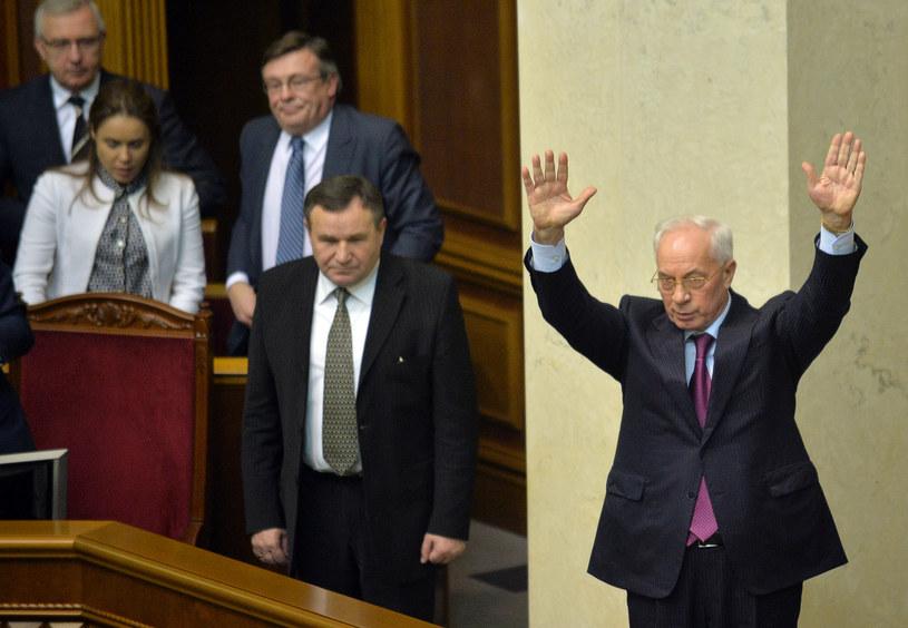 UE nie potwierdza wizyty delegacji rządowej Ukrainy /AFP