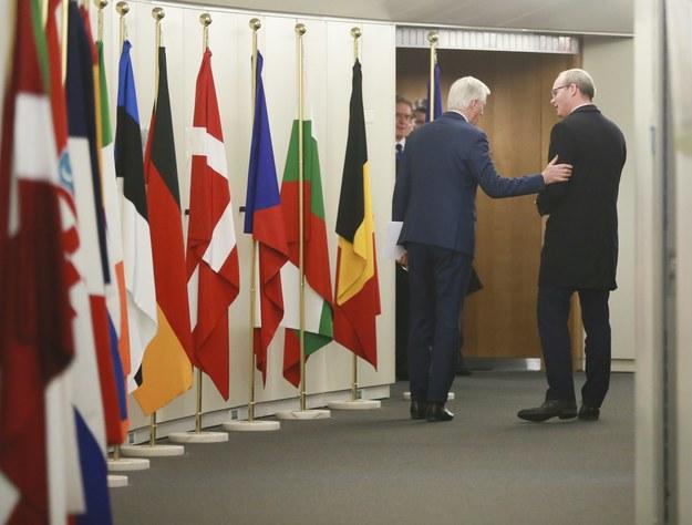 UE wyraziła solidarność z W. Brytanią po ataku w Salisbury /OLIVIER HOSLET / POOL /PAP/EPA