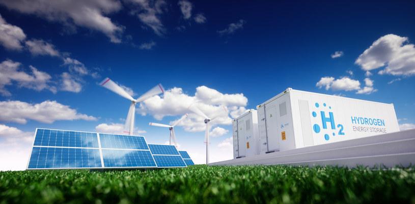 UE zainwestuje miliardy w zielony wodór /123RF/PICSEL
