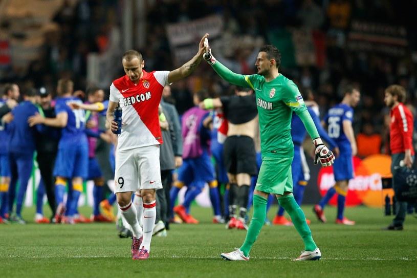 UEFA nałożyła karę na AS Monaco /AFP