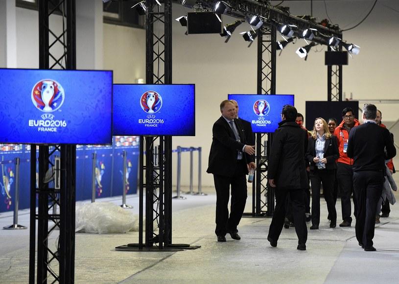 UEFA obradowała w Paryżu /AFP