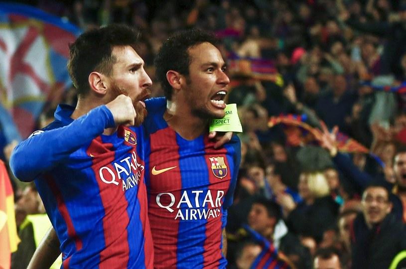 UEFA wszczęła postępowanie dyscyplinarne wobec Barcelony /PAP/EPA