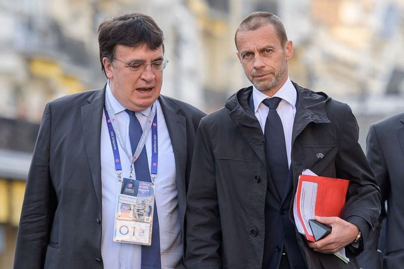 UEFA /AFP/AFP FABRICE COFFRINI/ /AFP