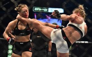 UFC 193: Ronda Rousey zdetronizowana przez Holly Holm
