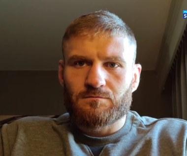 """UFC 259. Jan Błachowicz: Jestem niezadowolony, bo zapomniałem tekstu """"Czterech pancernych"""""""