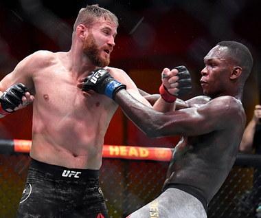 UFC 259. Jan Błachowicz pokonał Israela Adesanyę i obronił pas mistrza UFC