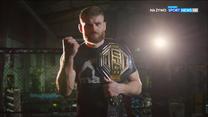 UFC 259. Jan Błachowicz przed walką z Adesanyą (POLSAT SPORT). Wideo