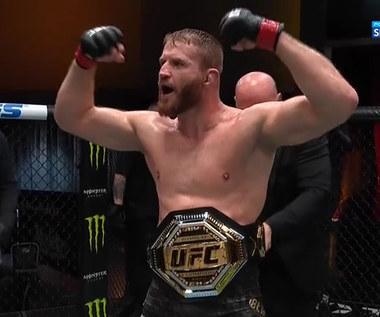 UFC 259. Jan Błachowicz wygrał na punkty z Adesanyą! Skrót walki (POLSAT SPORT). Wideo