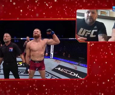 UFC 259. Trenerzy Jana Błachowicza: Sprowadzanie Adesanyi do parteru nie jest głównym planem na walkę (POLSAT SPORT). Wideo