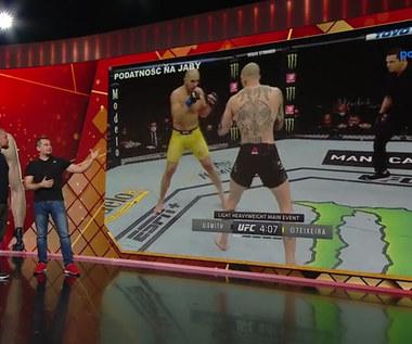 UFC 267. Jan Błachowicz - Glover Teixeira. Jak może wyglądać walka? Analiza. WIDEO (Polsat Sport)