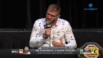 UFC 267. Jan Błachowicz stworzył nowy trend w UFC? WIDEO (Polsat Sport)