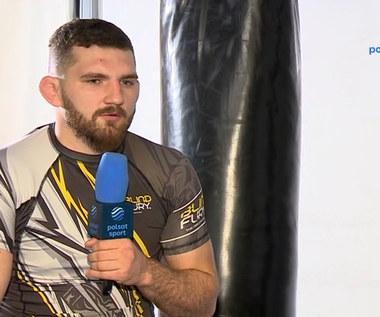 UFC 267. Michał Oleksiejczuk: Mój rywal jest dla mnie niewiadomą. WIDEO (Polsat Sport)