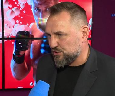 UFC 267. Robert Złotkowski: Na miejscu Teixeiry nie walczyłbym w stójce z Błachowiczem. WIDEO (Polsat Sport)