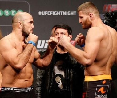 UFC Fight Night 53: Jan Błachowicz nokautuje Ilira Latifiego