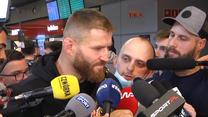 UFC. Jan Błachowicz: Od walki jeszcze nie spałem. Wideo