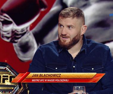 UFC. Jan Błachowicz przed walką z Gloverem Teixeirą. WIDEO (Polsat Sport)