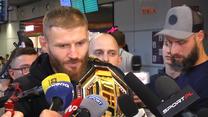UFC. Jan Błachowicz: Szykuję się na narodziny syna. Wideo