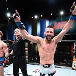 UFC. Mateusz Gamrot po zwycięstwie: Dziękuję hejterom