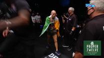 UFC. Powrót McGregora po rocznej przerwie! Tak został przywitany przez kibiców (POLSAT SPORT). Wideo