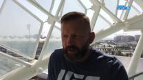 UFC. Trener Robert Jocz: Tę walkę traktuję jak każdą poprzednią (POLSAT SPORT). Wideo