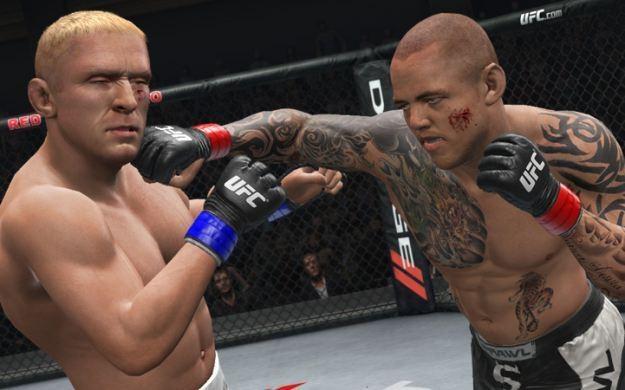 UFC Undisputed 3 - motyw graficzny /Informacja prasowa