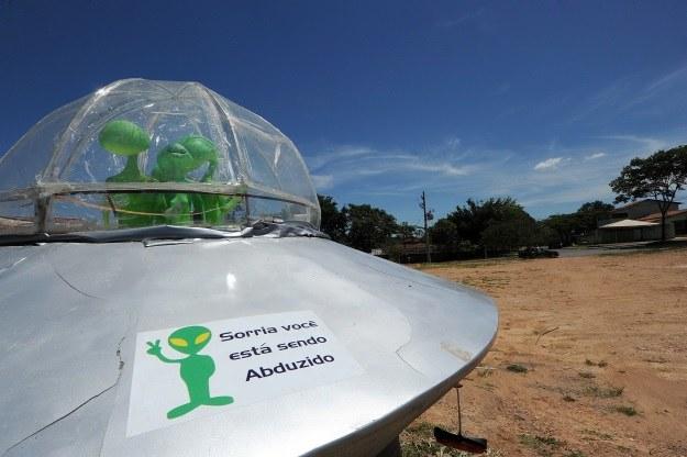 UFO na granicy indyjsko-chińskiej. Czy to szpiegowski dron, czy zjawisko naturalne? /AFP