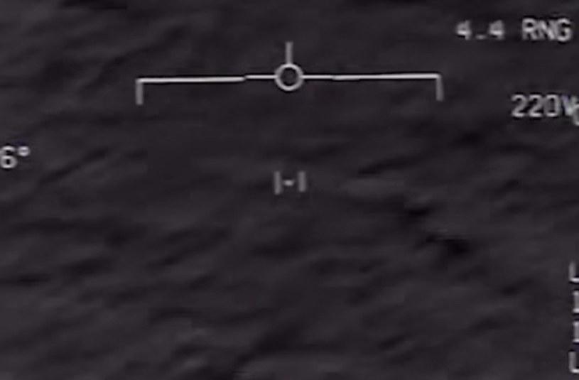 UFO na nagraniach rządowych przestaje być zaskoczeniem /materiały promocyjne