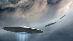 UFO wywołało tajemniczy ból głowy