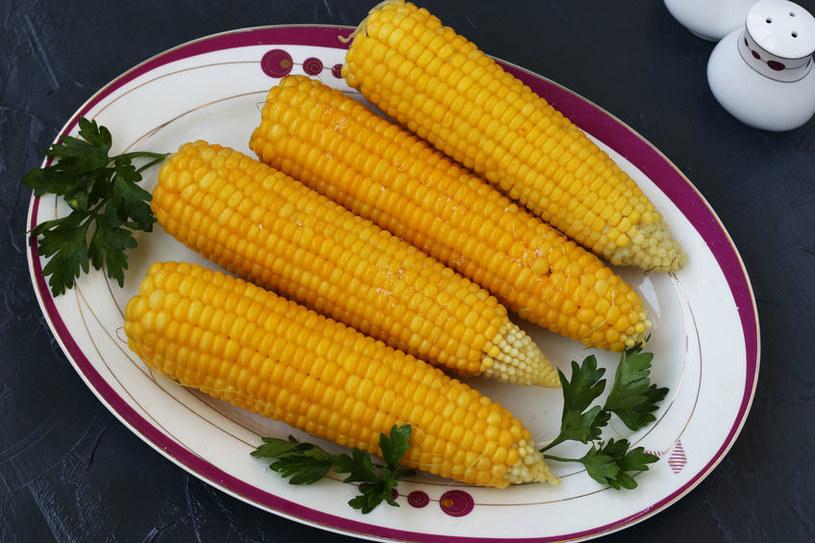 Ugotowana kukurydza /©123RF/PICSEL