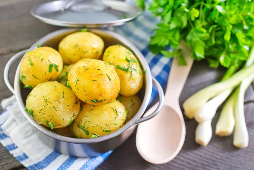 Ugotowane ziemniaki /©123RF/PICSEL