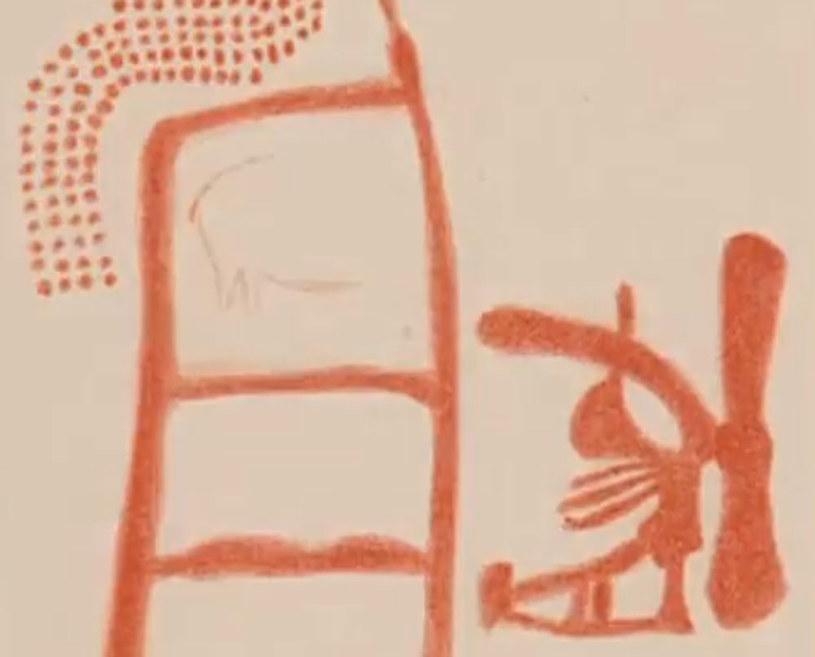 """""""Ujawnienie tych pełnych symboli dzieł stanowi punkt zwrotny w badaniach nad ewolucją rodzaju ludzkiego"""" /YouTube"""