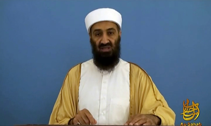 Ujawniono 470 tysięcy dokumentów o Osama bin Ladenie /AFP