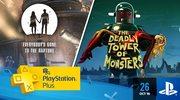 Ujawniono listopadowe gry w PlayStation Plus