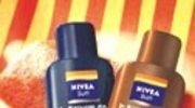 Ujędrniający balsam do opalania NIVEA Sun
