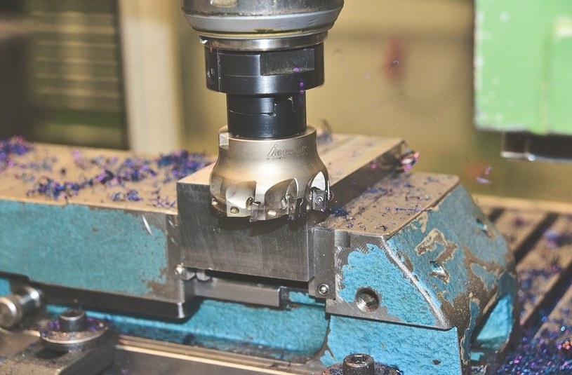 Układ CNC /materiały promocyjne
