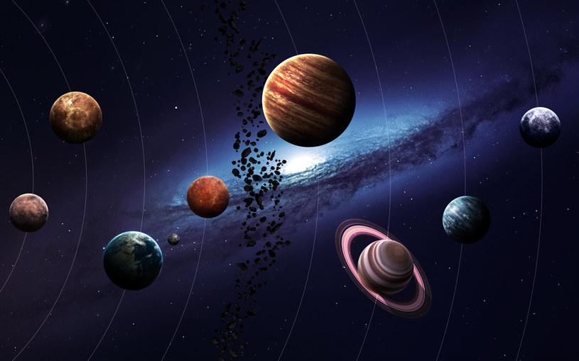 Układ Słoneczny utworzył się bardzo szybko - w zaledwie 200 000 lat /123RF/PICSEL