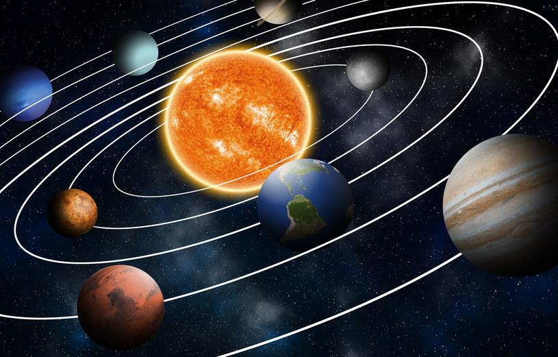 Układ Słoneczny (zdjęcie ilustracyjne) /123RF/PICSEL